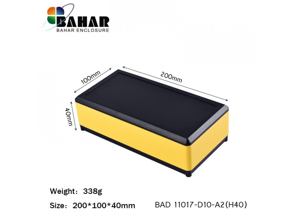 BAD 11017 D10 A2 (H40) 1