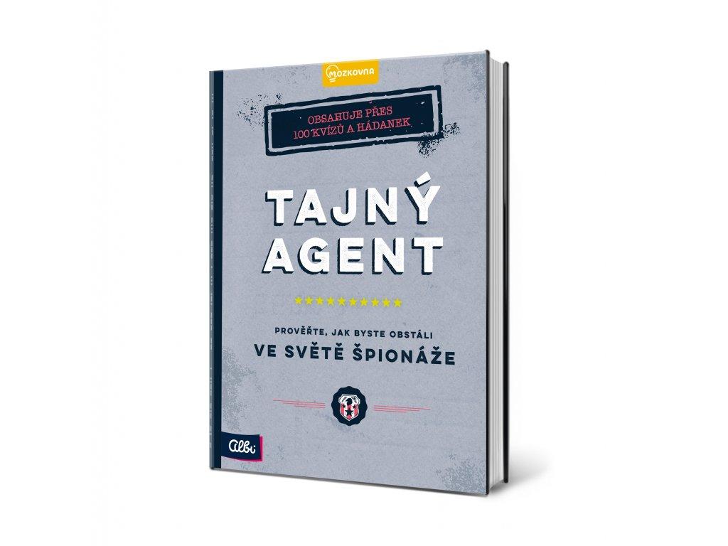 ALBI Kniha Tajný agent