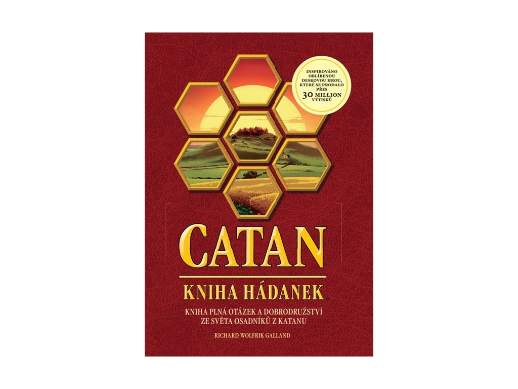 Catan: Kniha Hádanek
