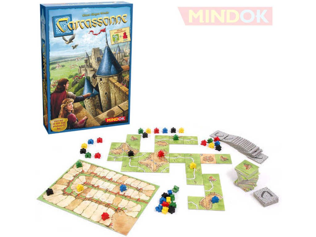 MINDOK HRA Carcassonne