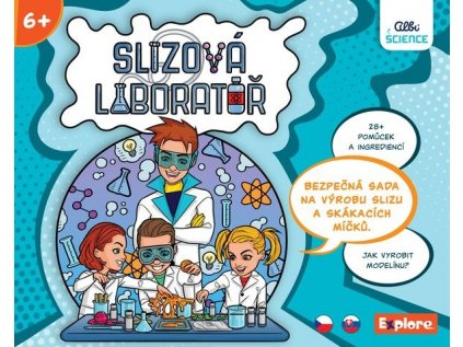ALBI Slizová laboratoř