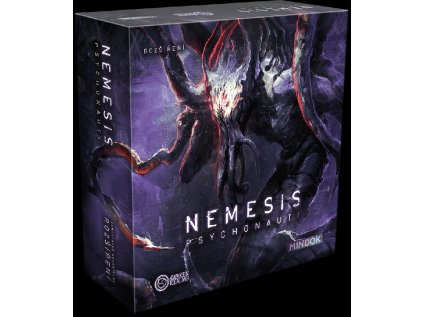 Nemesis Psychonauti krabice 3D