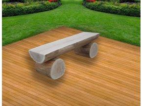 Dřevěné zahradní lavice DUBOS - smrk