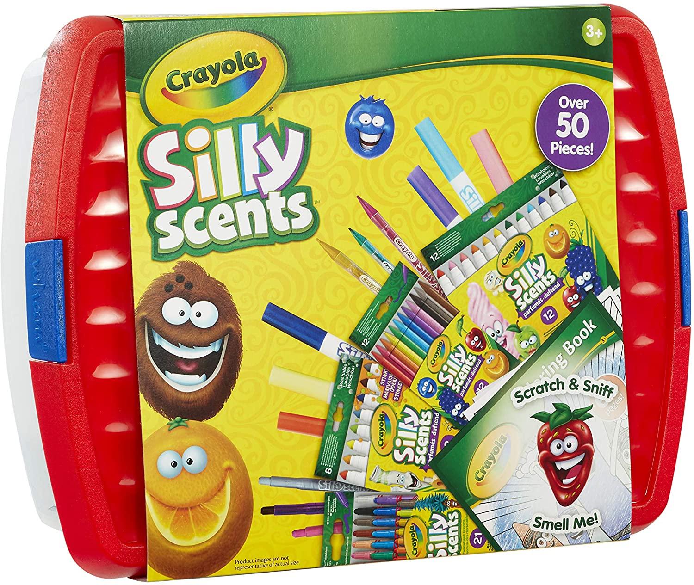 Vonný kreativní box Crayola pro děti