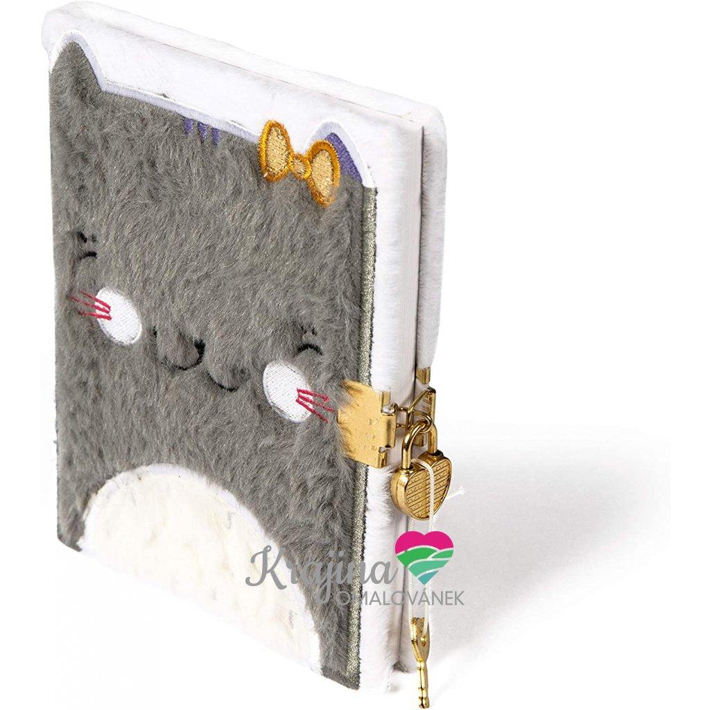 deník kočička