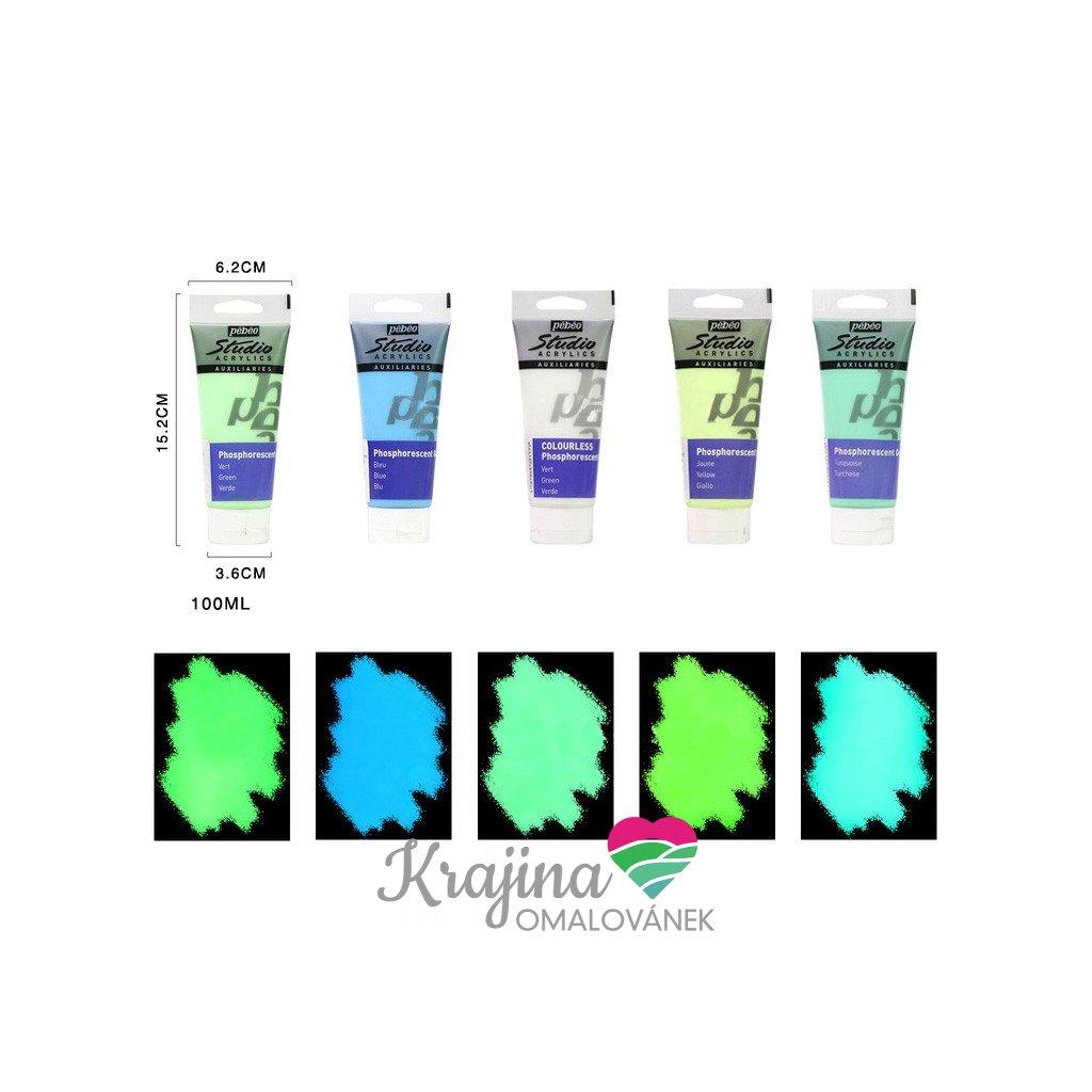 fluorescentní barvymixa