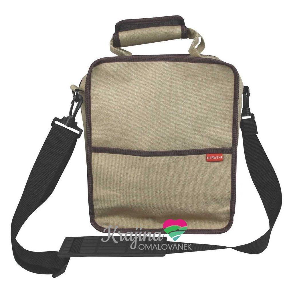 Derwent, 2300671, Carry-All bag, brašna na pastelky a příslušenství, 1 ks