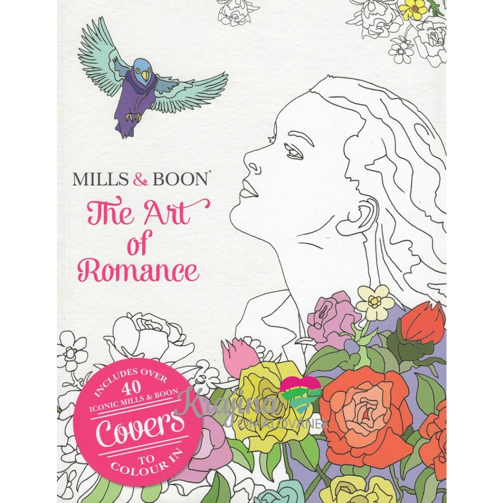 The Art of Romance, Mills & Boon