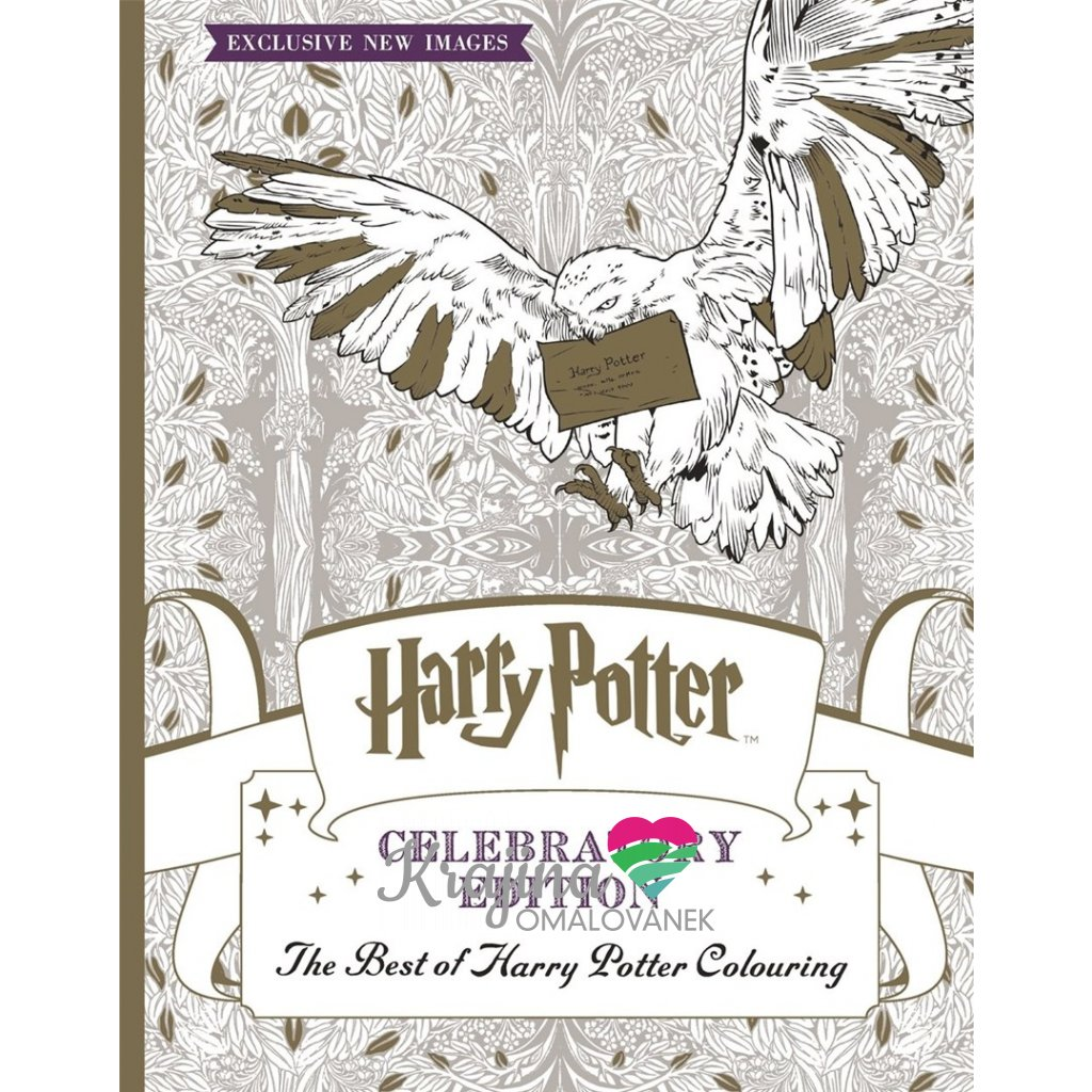 Harry Potter, Celebratory edition, The best of Harry Potter, Warner Brothers