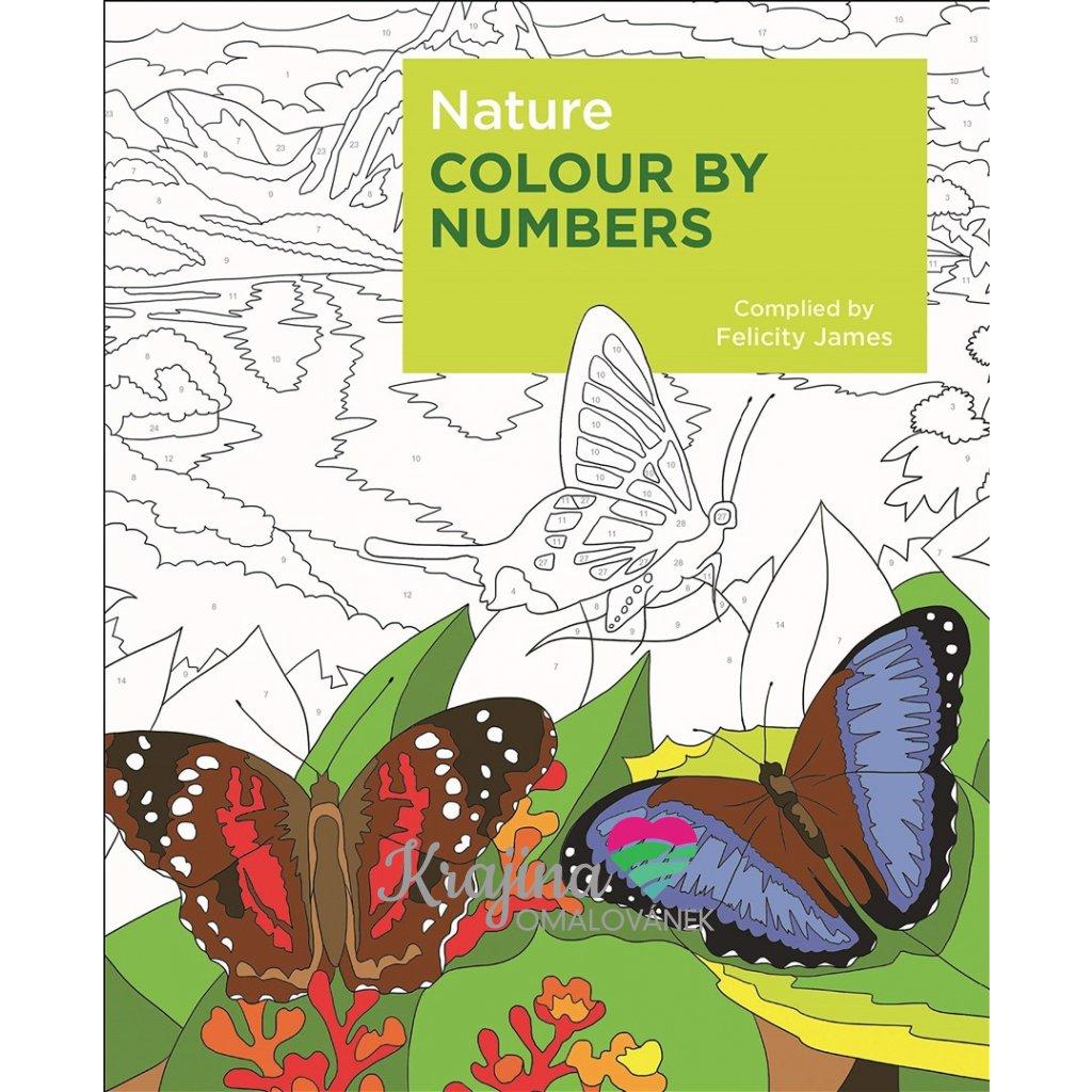 Nature colour by numbers, kolektiv