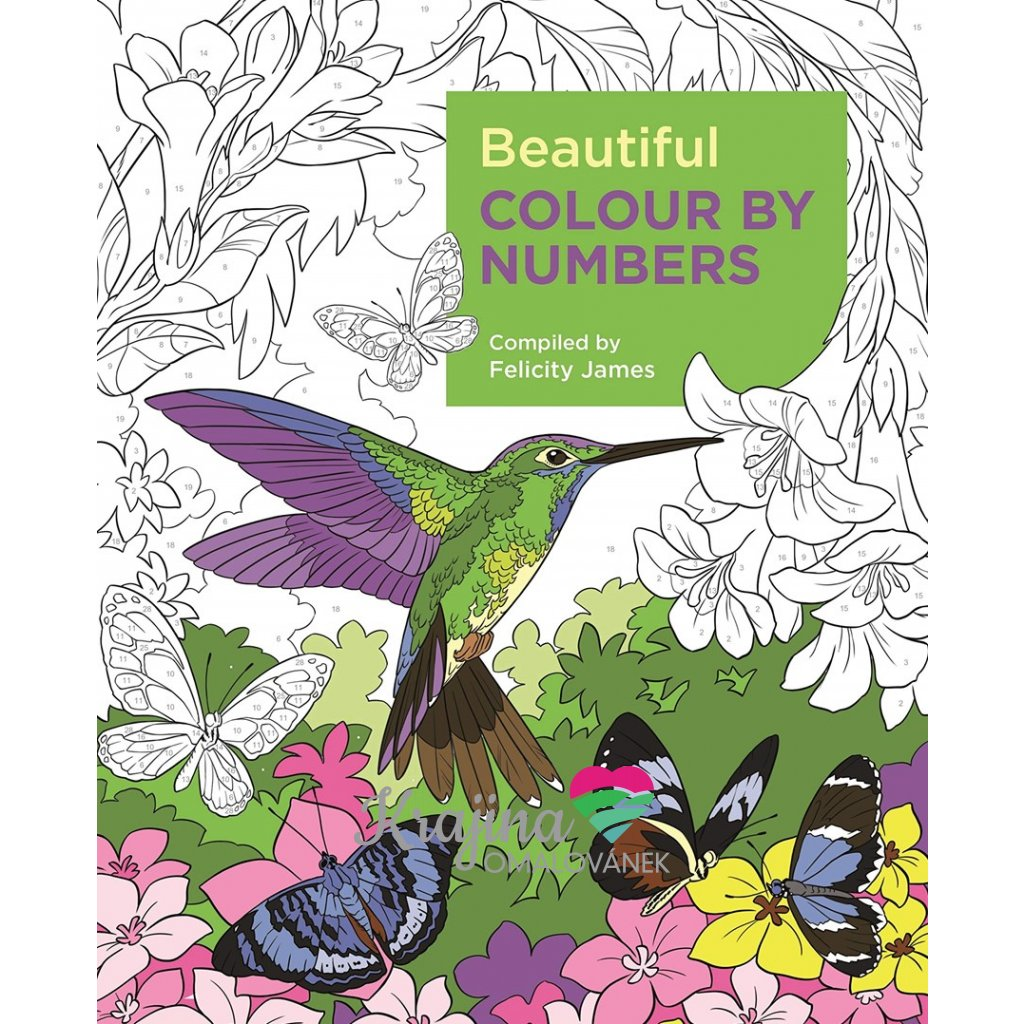 Beautiful colour by numbers, kolektiv