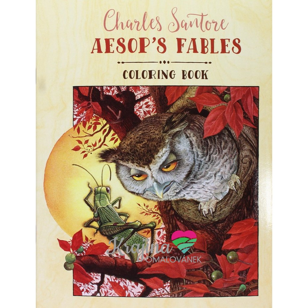 Aesop's Fables, Charles Santore