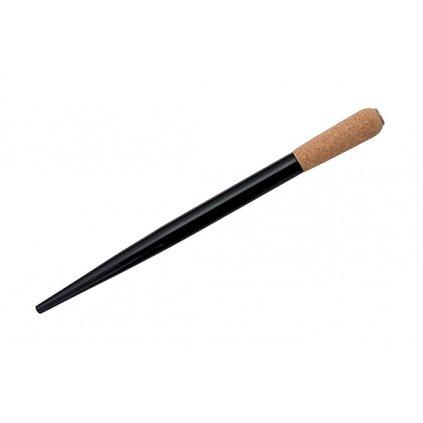 držák na perka korkový