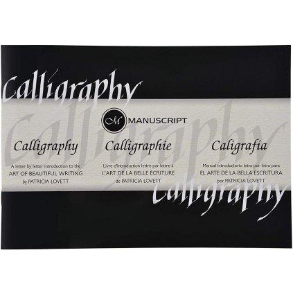 kaligrafický manuál