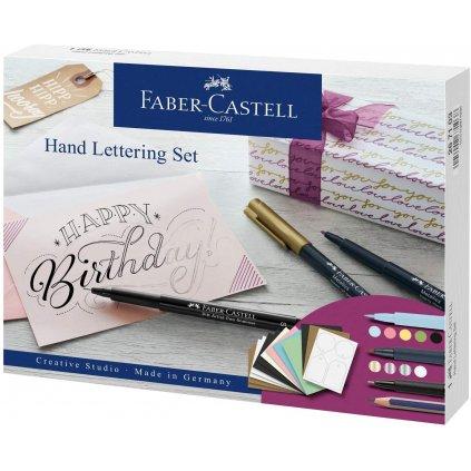 hand lettering set12ks
