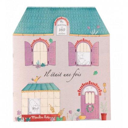 dům s myší