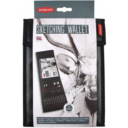 sketching wallet