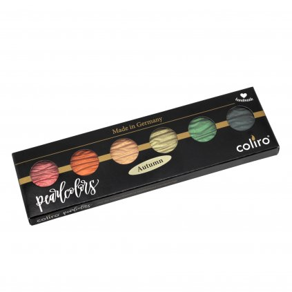 M800 Pearlcolor Set Autumn Packaging