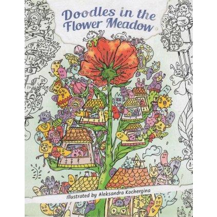 Doodles in the Flower Meadow, Aleksandra Kochergina