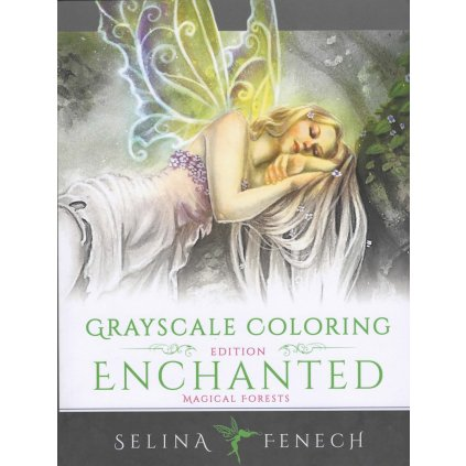 Enchanted Magical Forests, Selina Fenech