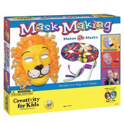 Creativity for kids, 1-885-200, kreativní sada, masky
