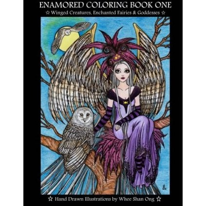 Enamored colouring book 1, Whee-Shan Ong