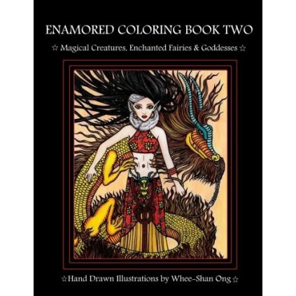 Enamored colouring book 2, Whee-Shan Ong