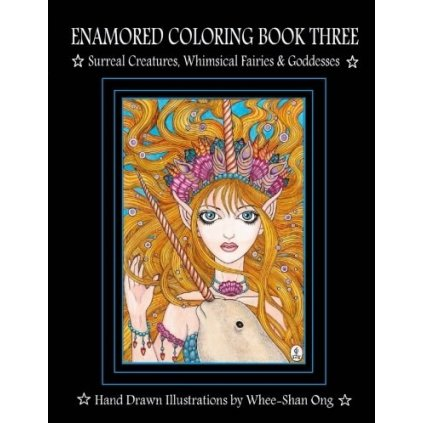 Enamored colouring book 3, Whee-Shan Ong