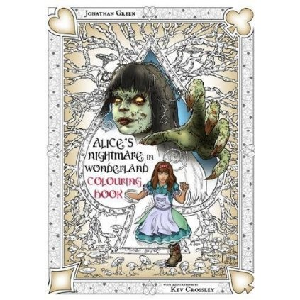 Alices Nightmare in Wonderland 2, Jonathan Green