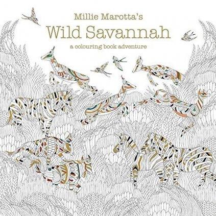 Wild Savannah, Millie Marotta