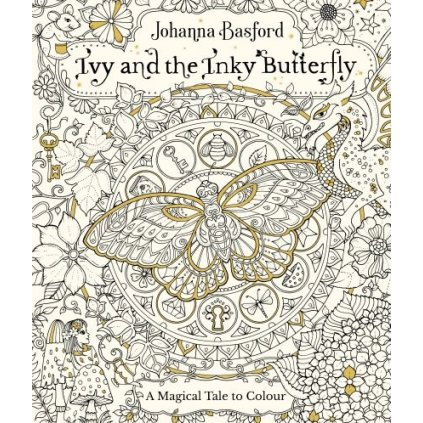 Ivy and the Inky Butterfly, Johanna Basford
