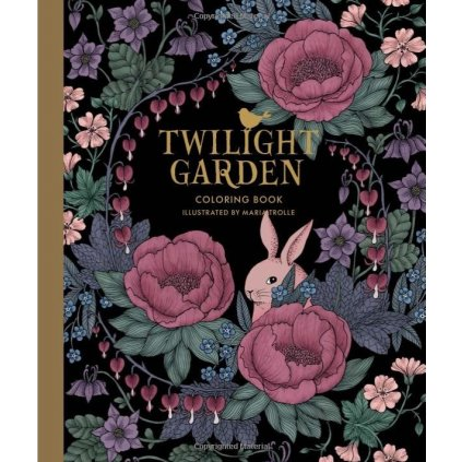 Blomstermandala AJ (Twilight garden), Maria Trolle