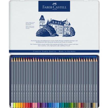 Faber Castell, Goldfaber Aqua, 114636,  sada 36 ks