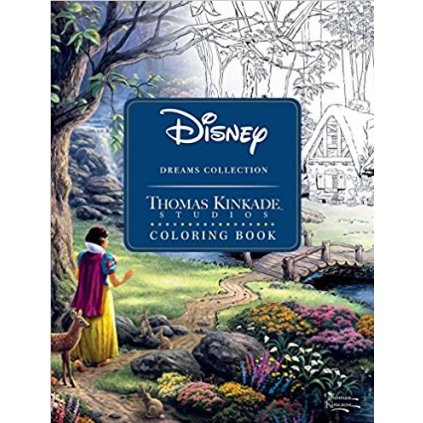 Disney dreams collection, Thomas Kinkade