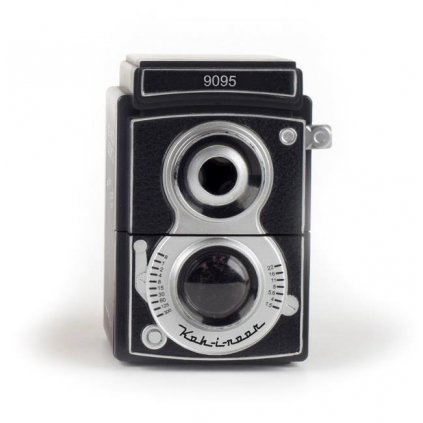 """Koh-i-noor, 9095000110PK, stolní ořezávátko retro """"foťák"""""""