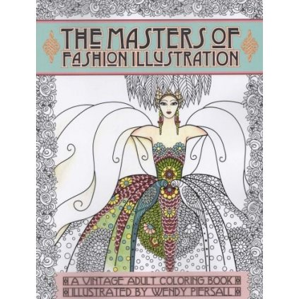 The Masters of Fashion Illustration, Wendy Piersall