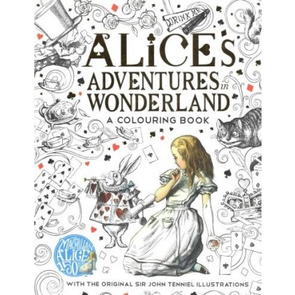 Alices Adventures in Wonderland, Lewis Carroll