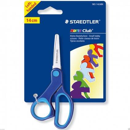 Staedtler, 965 14LNBK, Noris club, nůžky 14 cm, modrá, 1 ks