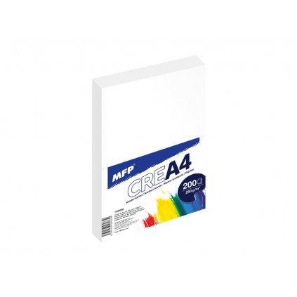 MFP, 7500686, kreslící karton, A4, 250 g, 200 listů