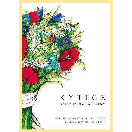 Kytice, literární omalovánky, Blanka Kučerová