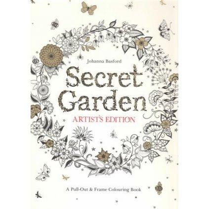 Secret garden, Artists edition, Johanna Basford