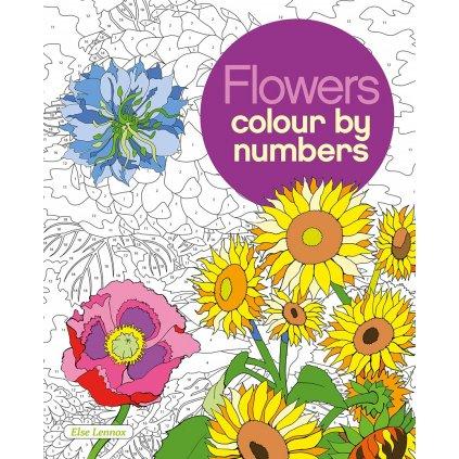 Flowers colour by numbers, kolektiv