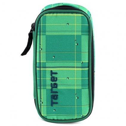 Target, 065285, Rainbow, školní penál, zelené kostky