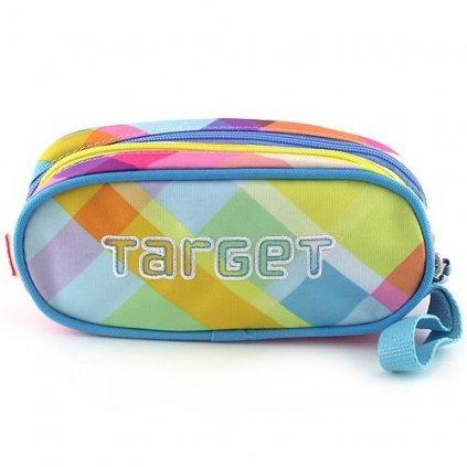 Target, 053991, školní penál, pastelové kostky