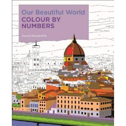 Our Beautiful World Colour by Numbers, kolektiv