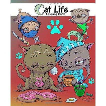 Cat life, Kenneth Hutcheson