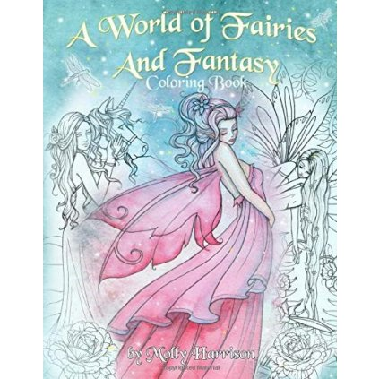 A World of Fairies and Fantasy, Molly Harrison