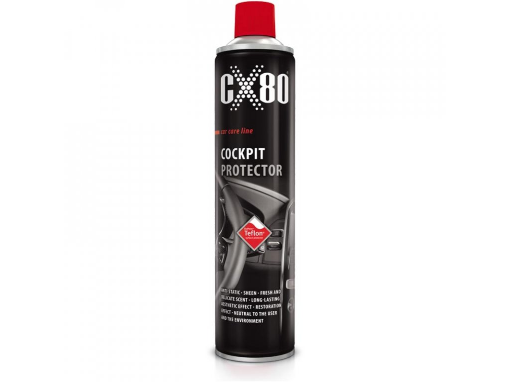 cx80 cocpit protector