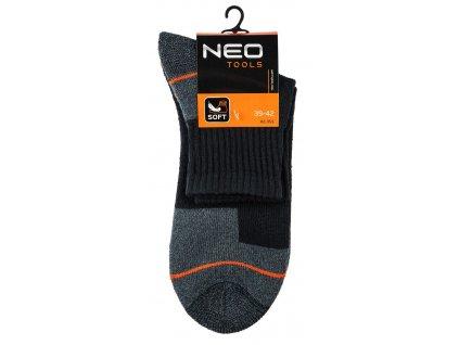 Ponožky pracovní, nízké
