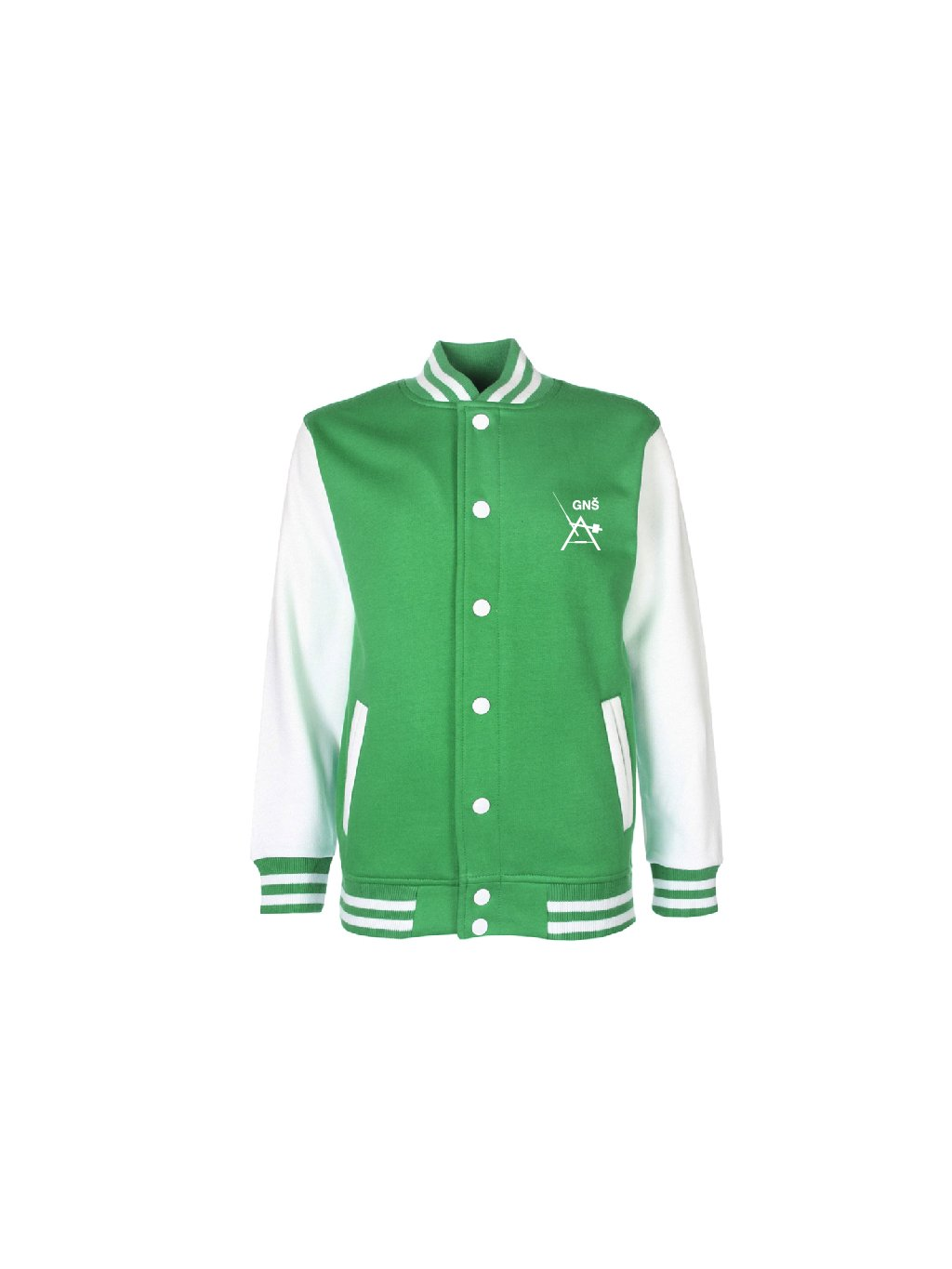 college dospele kelly green artic white